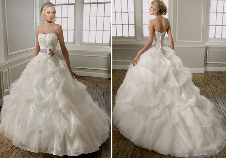 Mori Lee3 2 - Vestidos de Noiva / Bridal Collection - Colecções 2013