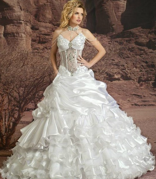 My lady3 Cópia - Vestidos de Noiva / Bridal Collection - Colecções 2013