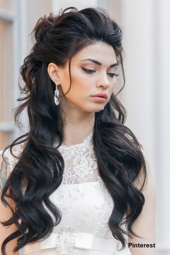 Penteado com cabelo solto3 - Penteados com cabelo solto