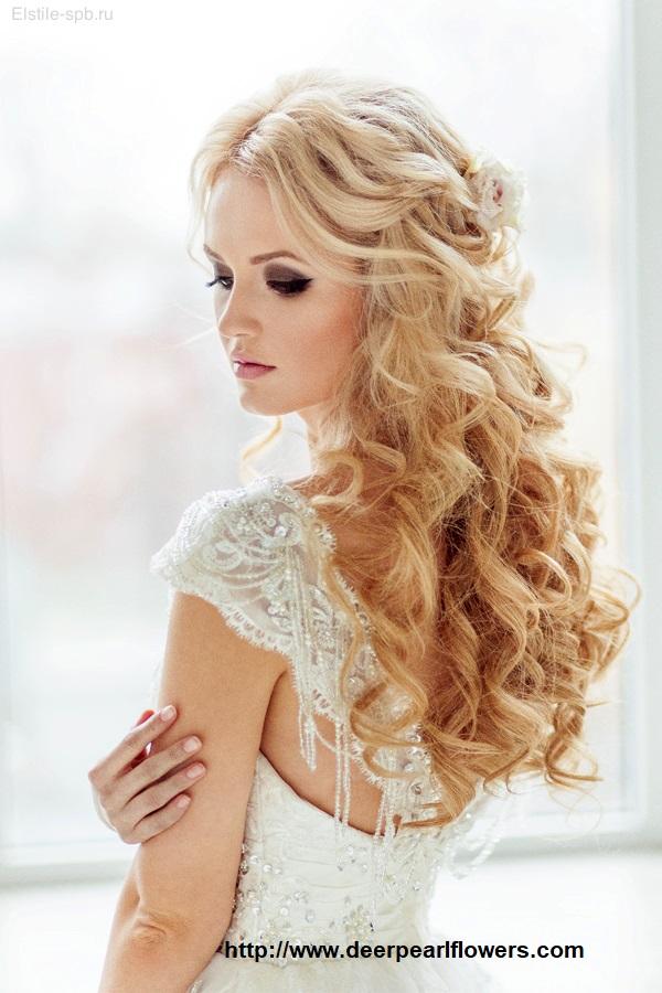 Penteado com cabelo solto7 - Penteados com cabelo solto