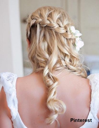 Penteado com tranças11 - Penteados com trança