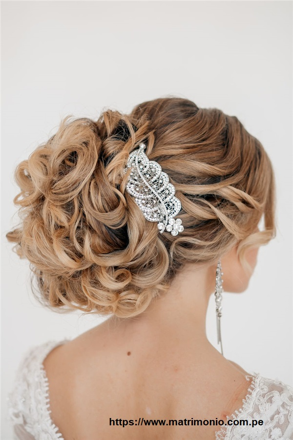 Penteados com cabelos apanhados5 - Penteados com cabelo apanhado
