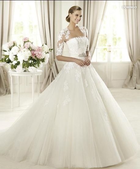 Pronovias2 2 - Vestidos de Noiva / Bridal Collection - Colecções 2013