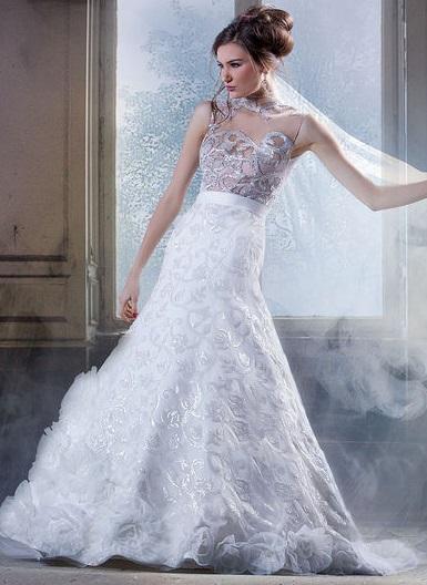 Rabi Edris2 - Vestidos de Noiva / Bridal Collection - Colecções 2013