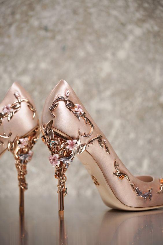 Ralph Russo1 - Sapatos de princesa
