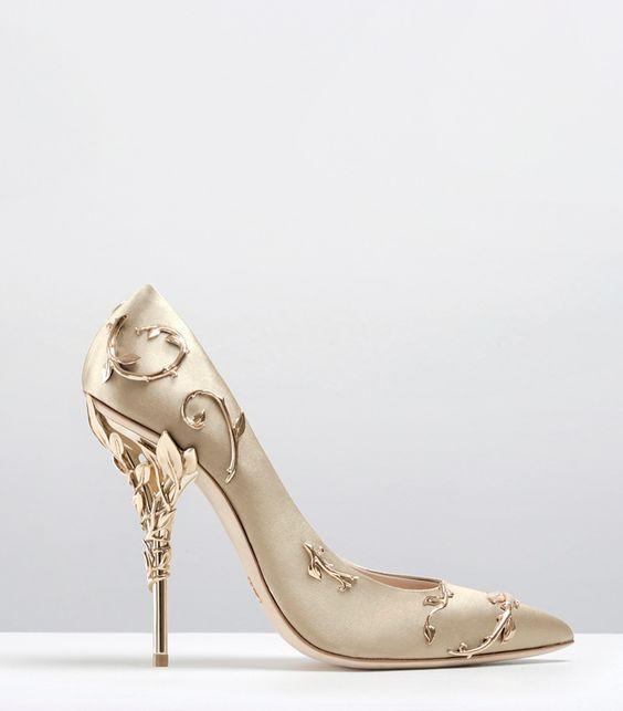 Ralph Russo2 - Sapatos de princesa