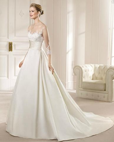 San Patrick 1 - Vestidos de Noiva / Bridal Collection - Colecções 2013