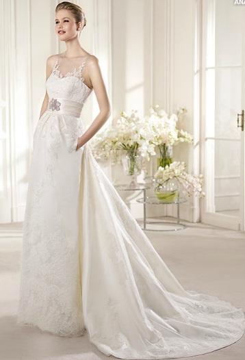 San Patrick2 1 - Vestidos de Noiva / Bridal Collection - Colecções 2013