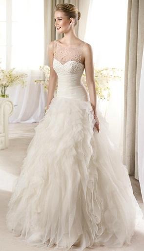 San Patrick3 1 - Vestidos de Noiva / Bridal Collection - Colecções 2013