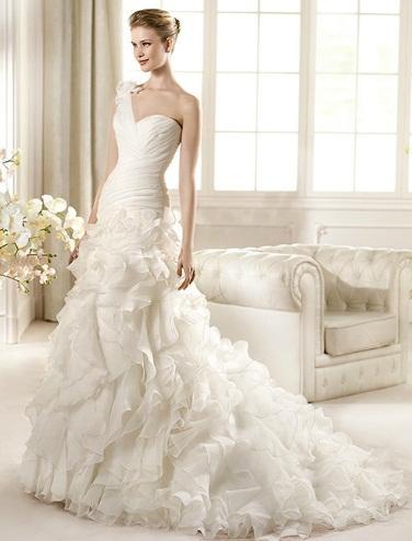 San Patrick4 1 - Vestidos de Noiva / Bridal Collection - Colecções 2013