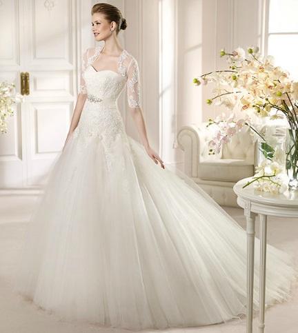 San Patrick7 1 - Vestidos de Noiva / Bridal Collection - Colecções 2013