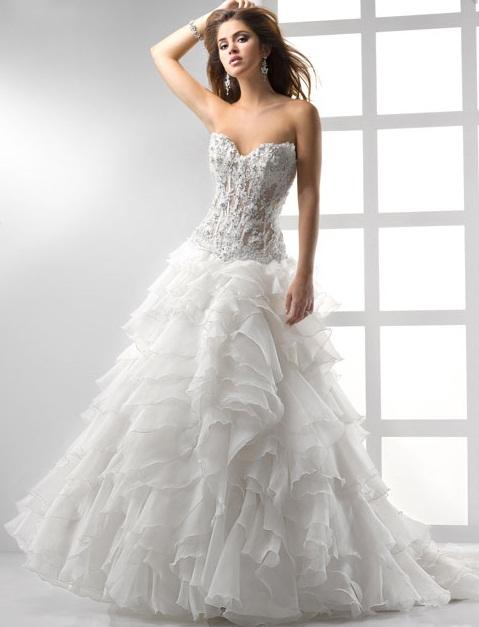 SotteroMidgley4 - Vestidos de Noiva / Bridal Collection - Colecções 2013