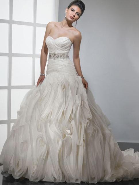 SotteroMidgley5 - Vestidos de Noiva / Bridal Collection - Colecções 2013