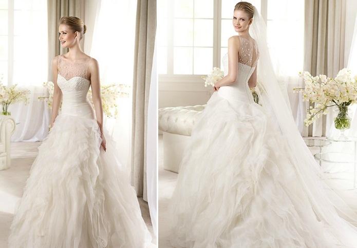 St Patrick 1 - Vestidos de Noiva / Bridal Collection - Colecções 2013