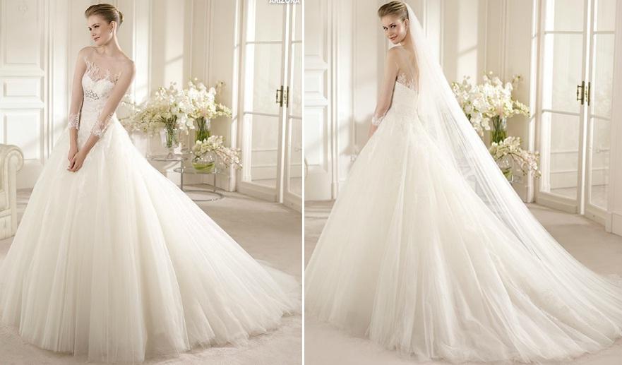 St Patrick2 1 - Vestidos de Noiva / Bridal Collection - Colecções 2013