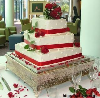 Tema Amor3 - Bolo de Casamento Temático - Inspirações