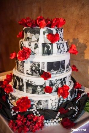 Tema Fotografia2 - Bolo de Casamento Temático - Inspirações