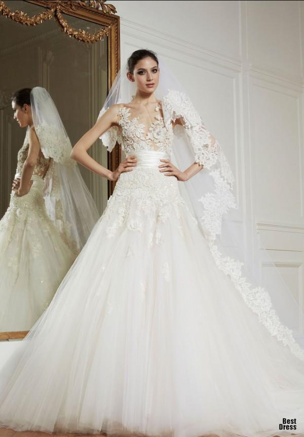 Zuhair Murad3 3 - Vestidos de Noiva / Bridal Collection - Colecções 2013