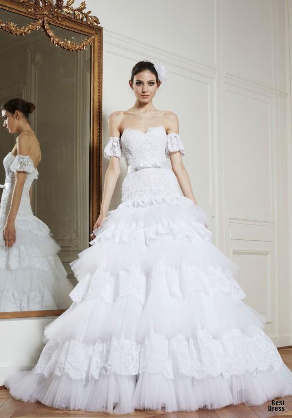 Zuhair Murad4 2 - Vestidos de Noiva / Bridal Collection - Colecções 2013