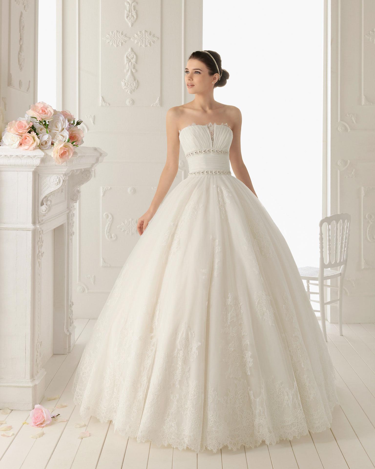 aire barcelona3 - Vestidos de Noiva / Bridal Collection - Colecções 2013