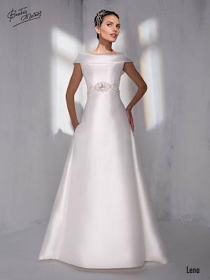 beatriz mateos2 - Vestidos de Noiva / Bridal Collection - Colecções 2013