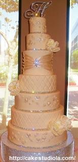 bolo10 1 - Bolo de Casamento Clássico - Inspirações