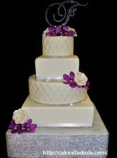 bolo11 1 - Bolo de Casamento Clássico - Inspirações