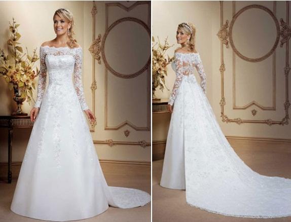 centernoivas - Vestidos de Noiva / Bridal Collection - Colecções 2013