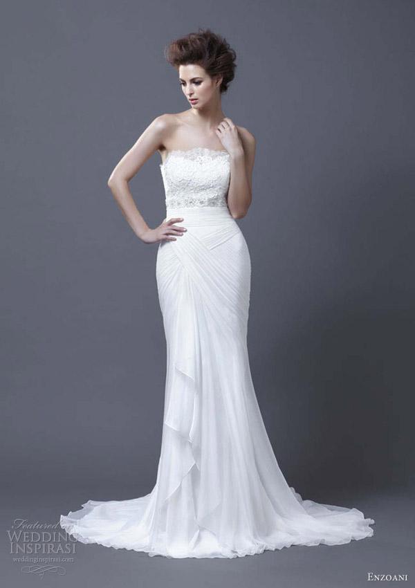 enzoani - Vestidos de Noiva / Bridal Collection - Colecções 2013
