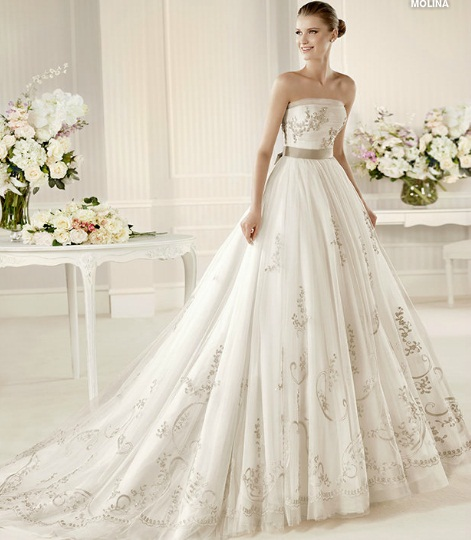 lasposa3 - Vestidos de Noiva / Bridal Collection - Colecções 2013