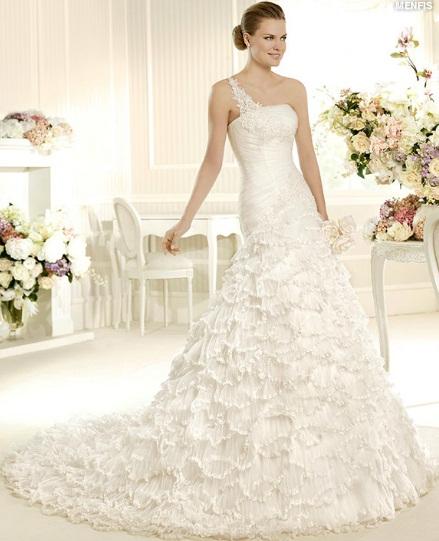lasposa5 - Vestidos de Noiva / Bridal Collection - Colecções 2013