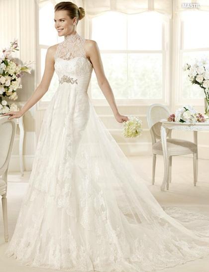 lasposa6 - Vestidos de Noiva / Bridal Collection - Colecções 2013