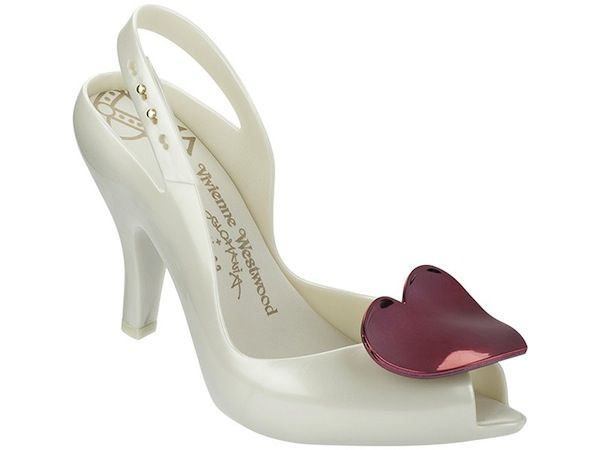 melissa4 - Calçado baixo e raso para noivas