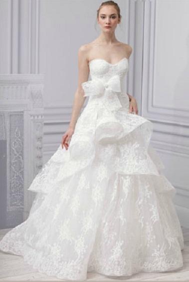 moniquelhuillier2 - Vestidos de Noiva / Bridal Collection - Colecções 2013