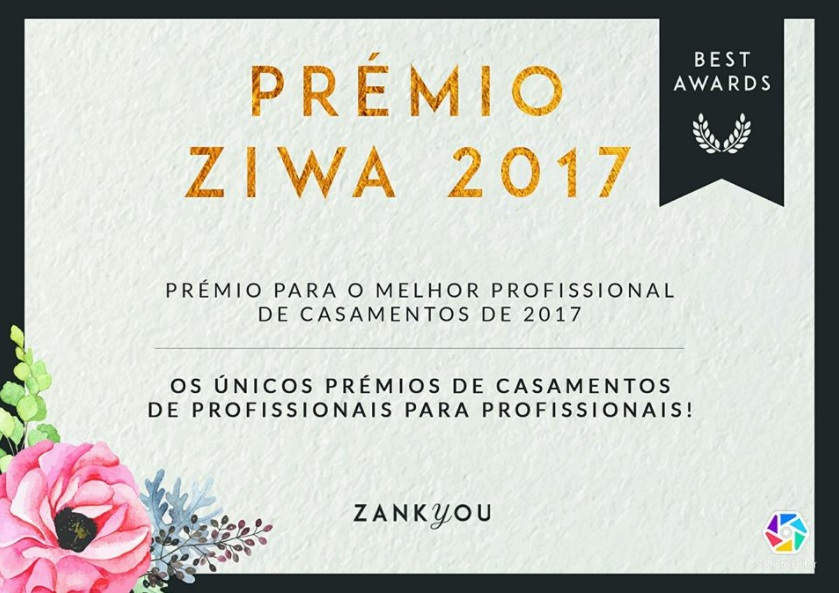 prémio Ziwa 2017 vanessa - Vanessa Campos Hair,Make Up & Beauty