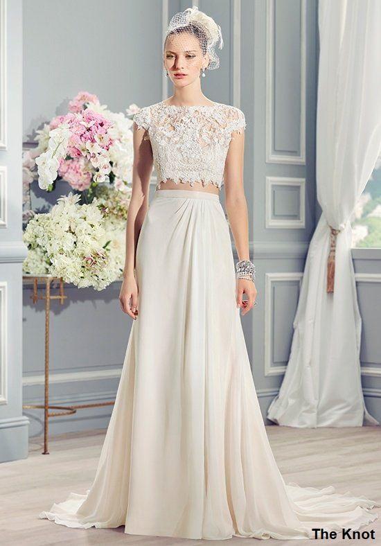 vestido1 - Vestidos de noiva top crop