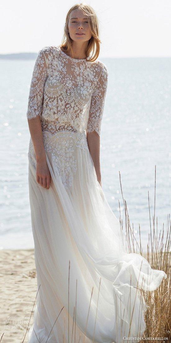vestido13 - Vestidos de noiva top crop