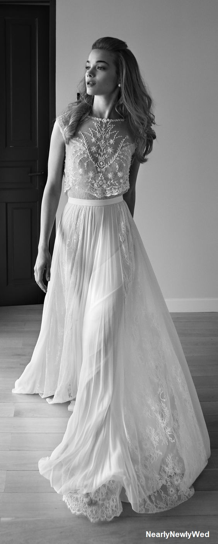 vestido22 - Vestidos de noiva top crop