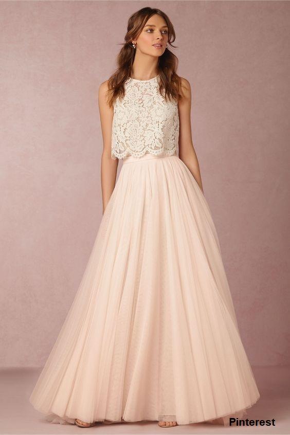 vestido5 - Vestidos de noiva top crop