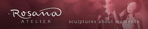 RosanaSignature - Entrevista com a escultora de topos de bolo Rosana Sequeira