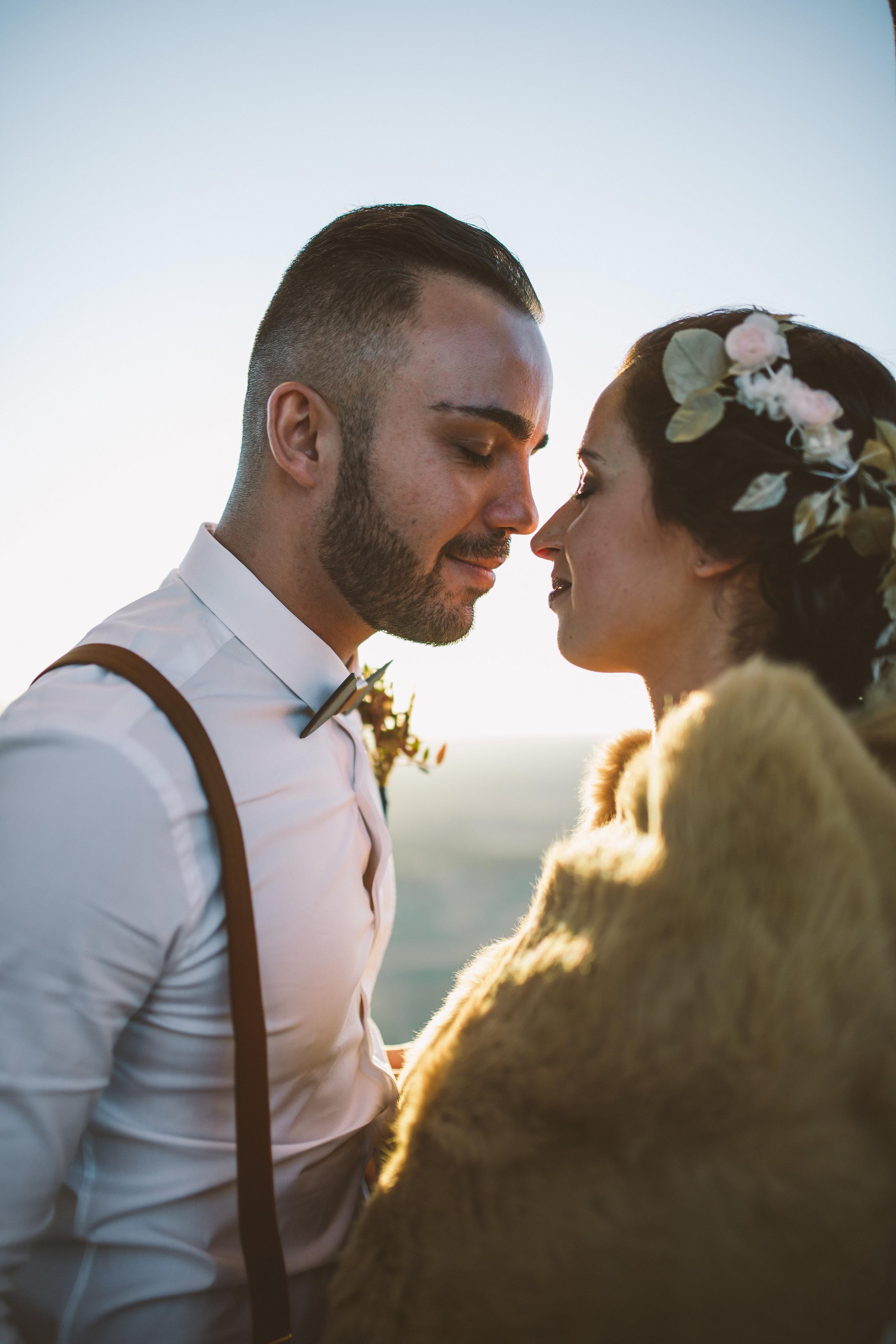 Bad Bad Maria Hot Balloon Wedding11 - Casamento em balão de ar quente