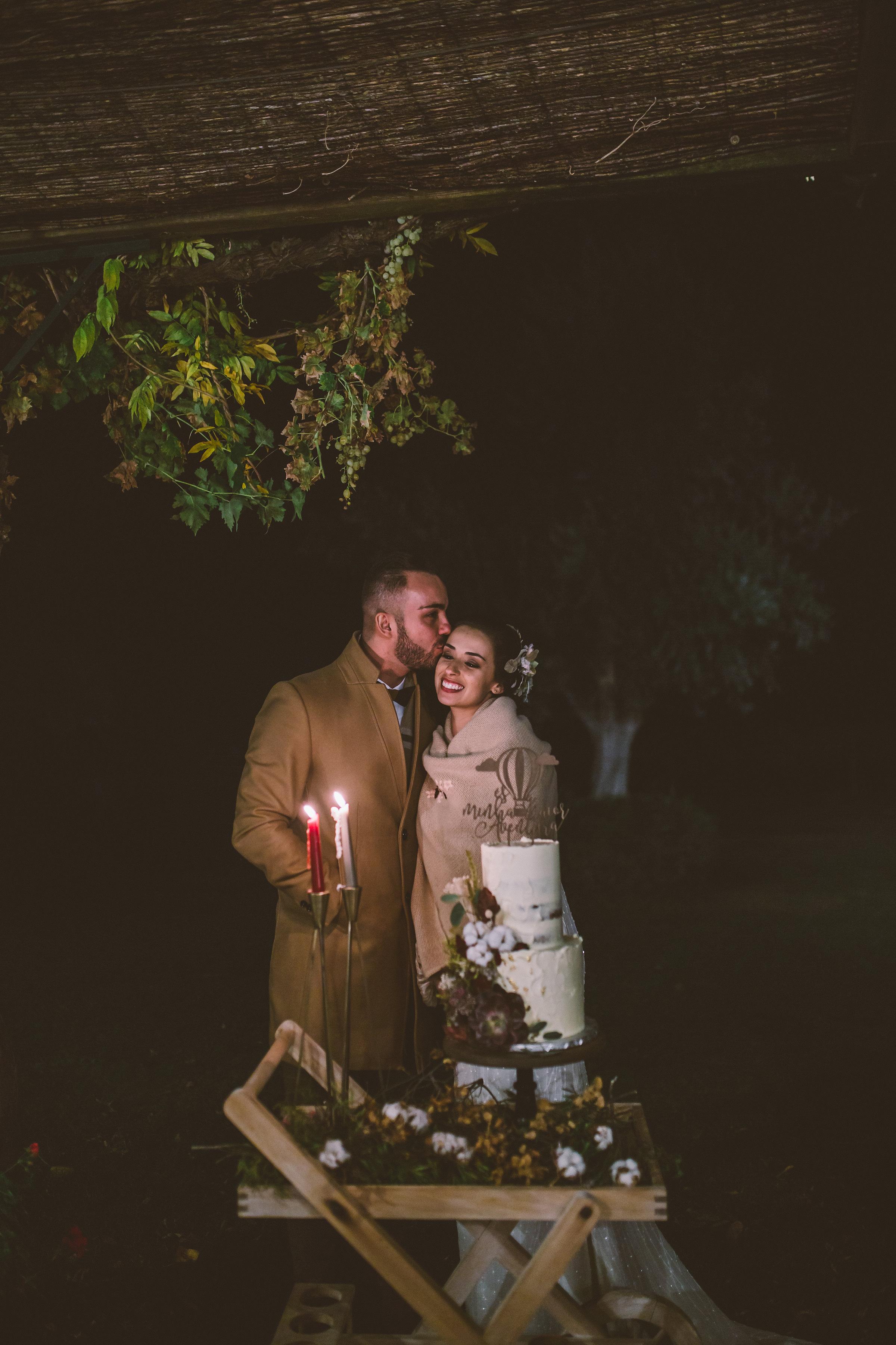 Bad Bad Maria Hot Balloon Wedding14 - Casamento em balão de ar quente