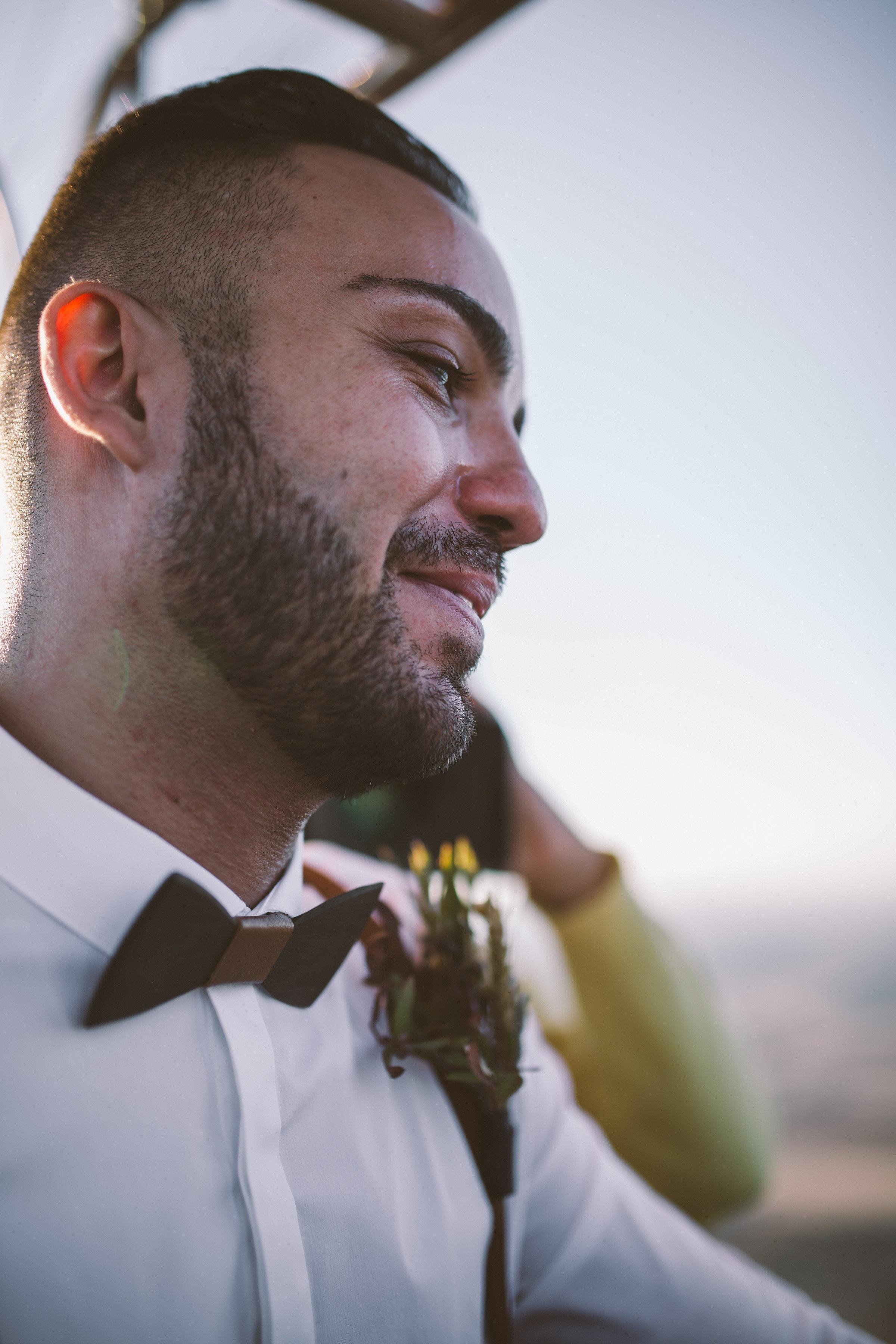 Bad Bad Maria Hot Balloon Wedding9 - Casamento em balão de ar quente