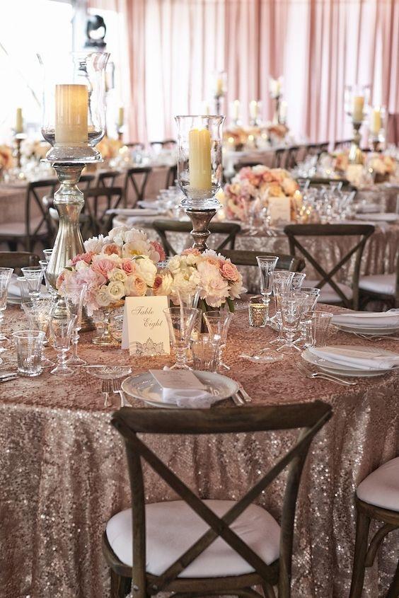KingenSmith Photographer - Ideias de decoração em rosa velho para o seu casamento romântico
