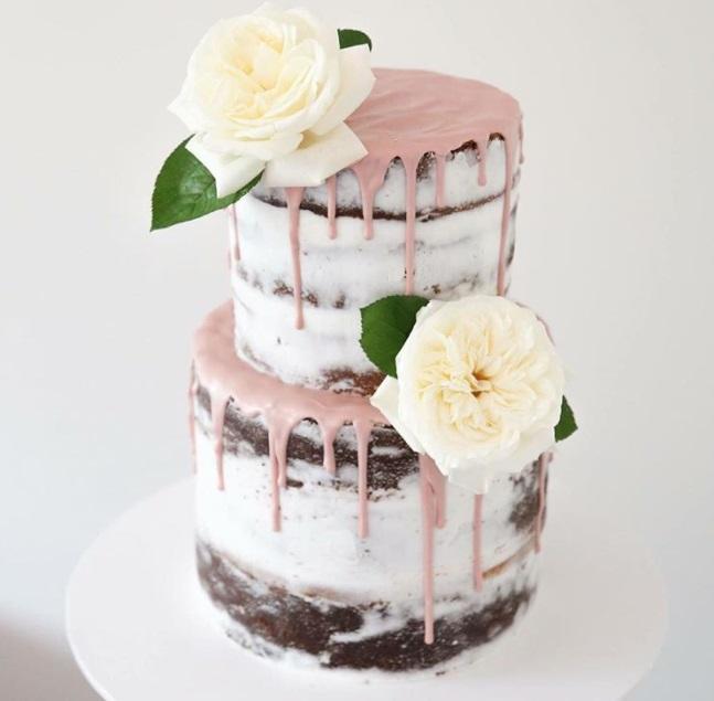 www.tyfrench.co  - Ideias de decoração em rosa velho para o seu casamento romântico