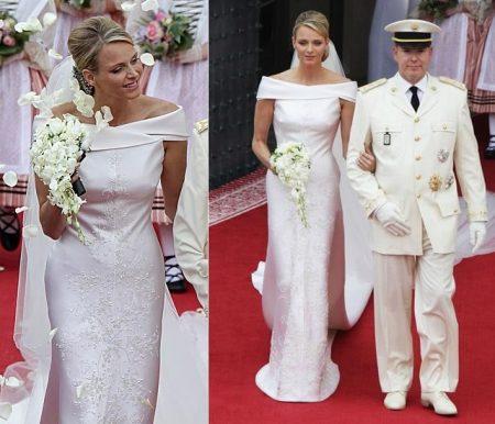Casamento do príncipe Alberto e Charlene