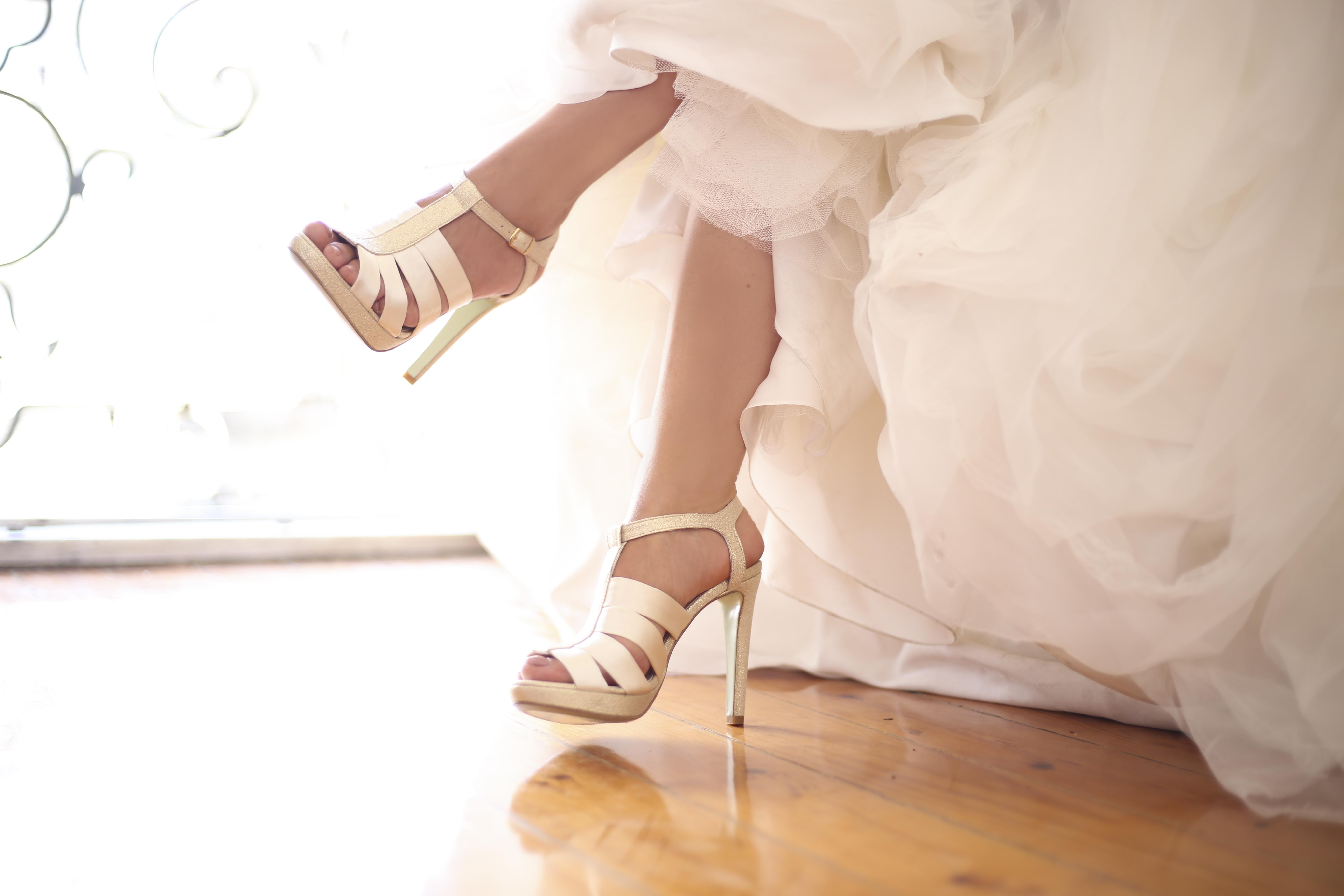 Classic 2 - Sapatos de noiva personalizados