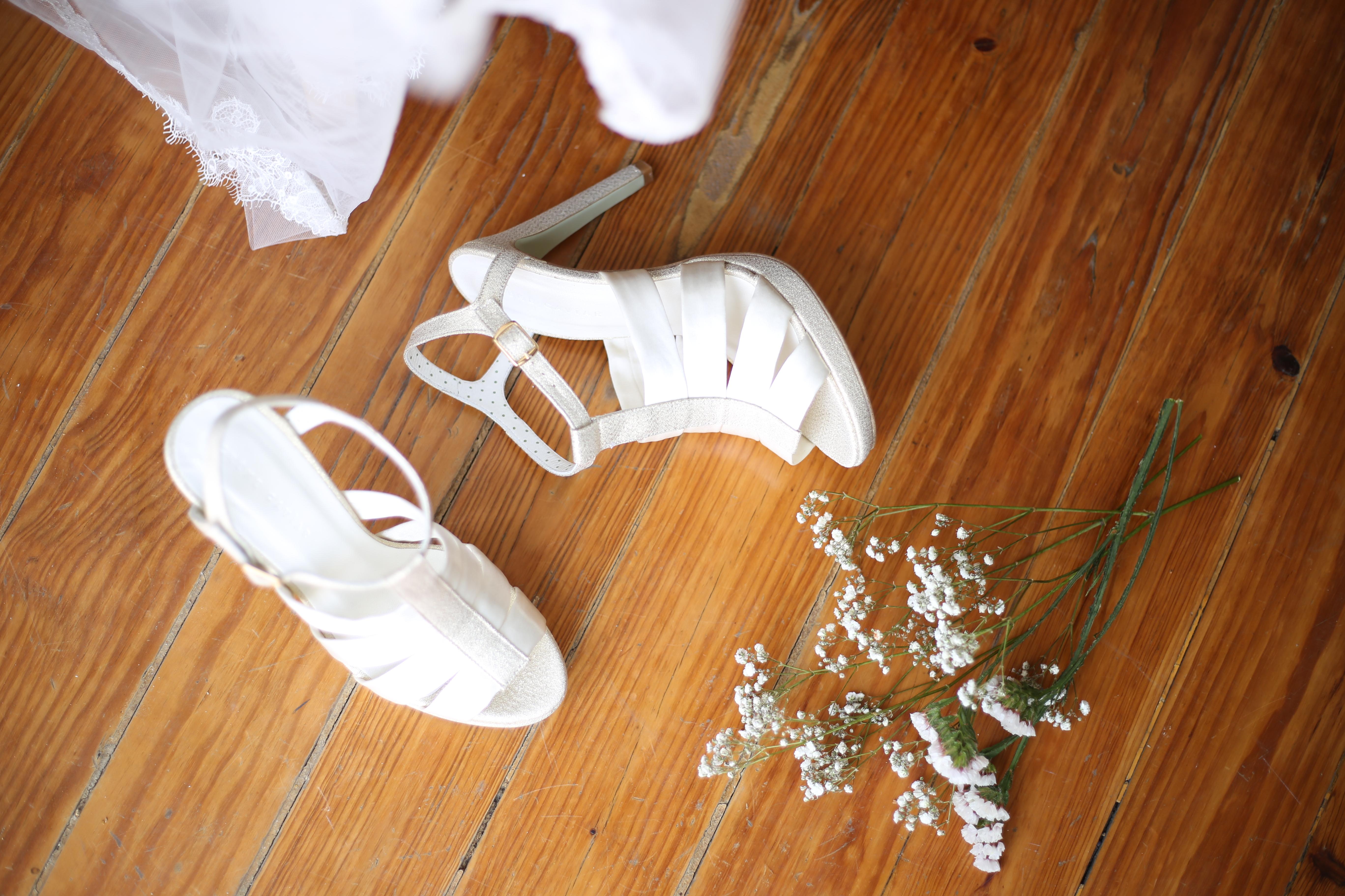 Classic 3 - Sapatos de noiva personalizados