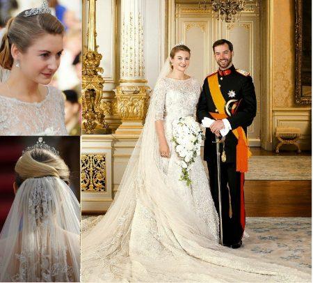 Casamento do príncipe do Luxemburgo e Stéphanie Lannoy