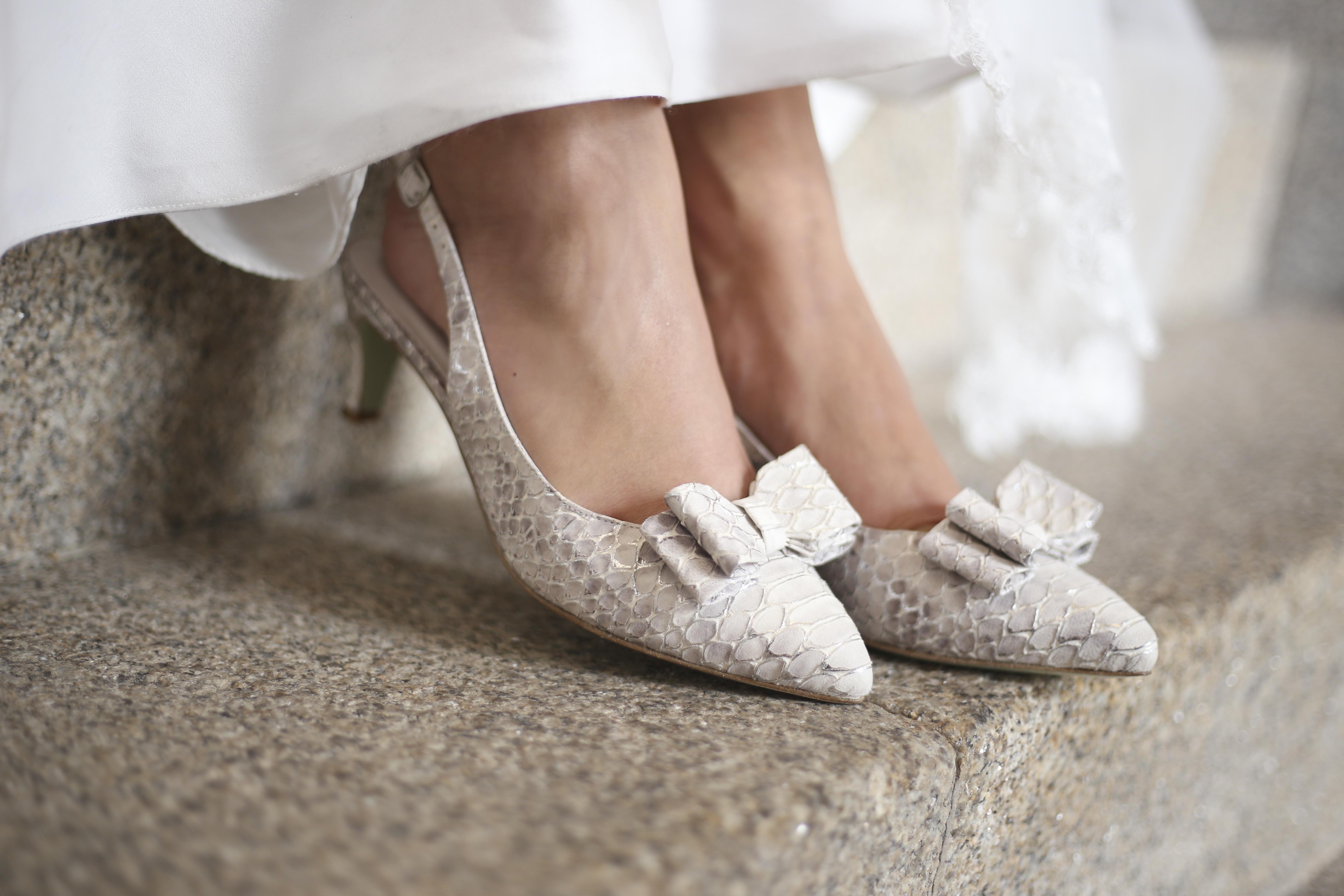 Dance 0 - Sapatos de noiva personalizados